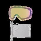 I/O MAG S Asia Fit Black ChromaPop Sun Platinum Mirror