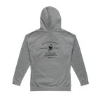 Cycling Division Hoodie Heather Gray
