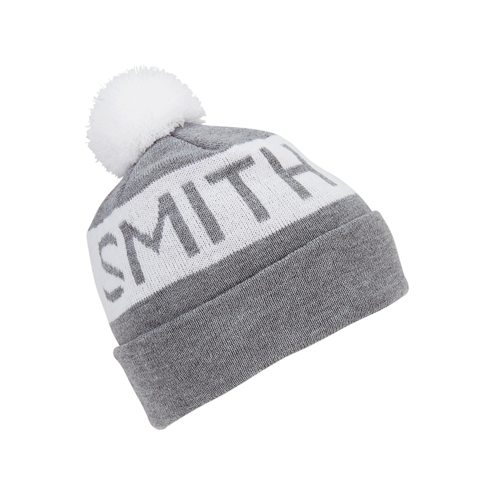 Rover Beanie osfm Charcoal Heather - White
