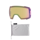 I/O MAG XL Asia Fit Sport White ChromaPop Sun Green Mirror