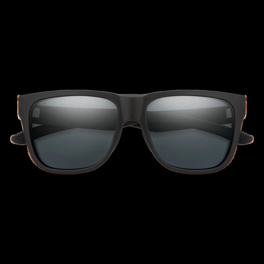 Lowdown 2 CORE Matte Black Polarized Gray