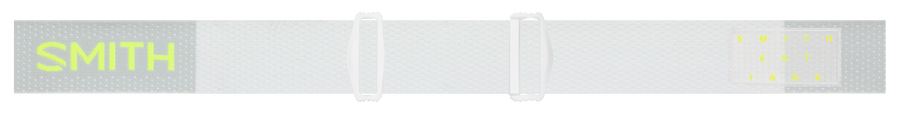 I/O MAG XL Asia Fit, Sport White, strap