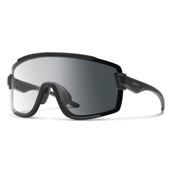 Wildcat Matte Black Photochromic Clear To Gray