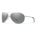 Serpico 2 Silver ChromaPop Polarized Platinum Mirror