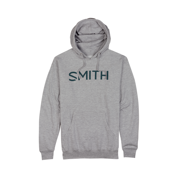 Essential Hoodie small Gray Heather