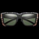 Emerge Matte Black ChromaPop Polarized Gray Green