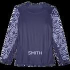 Women's MTB Jersey xsmall Indigo - Lilac