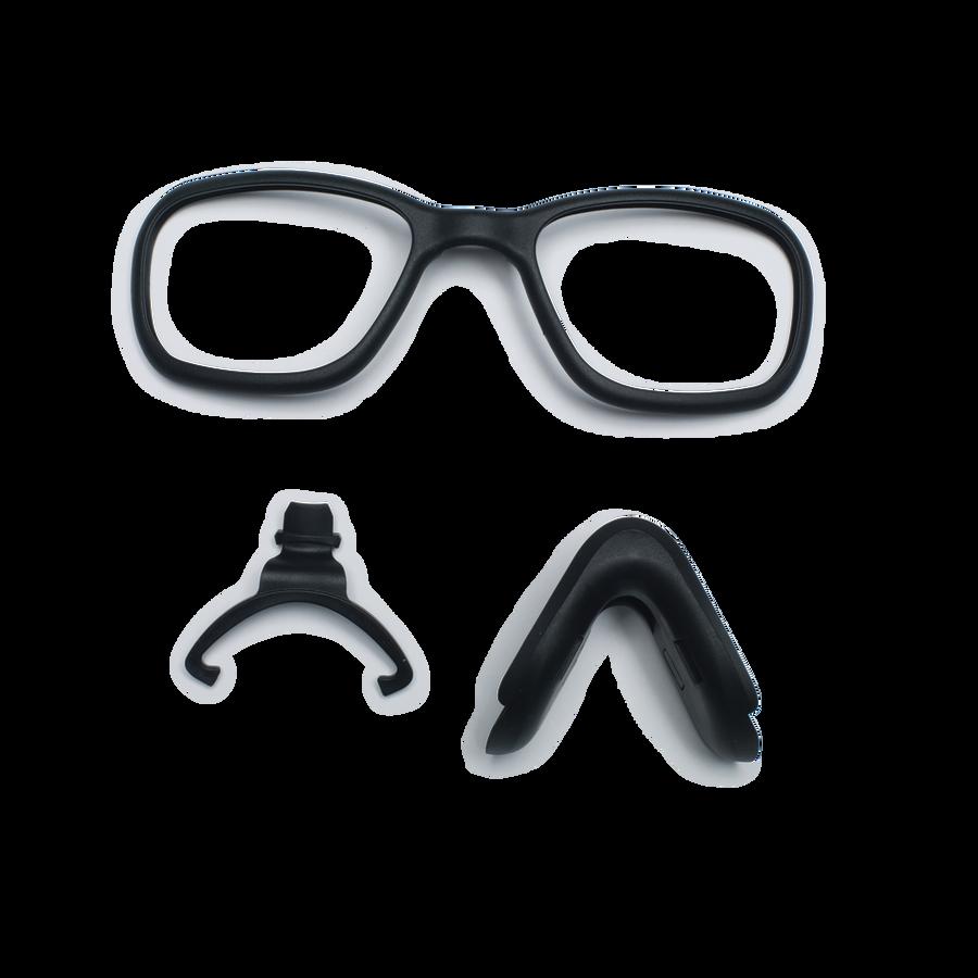 Goggle/Eyeshield RX System black primary image