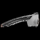 Ruckus Matte Black ChromaPop Platinum Mirror