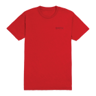 Lofi Tee small Red Heather