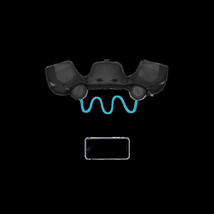 ODT Wireless Audio CHIPS Black
