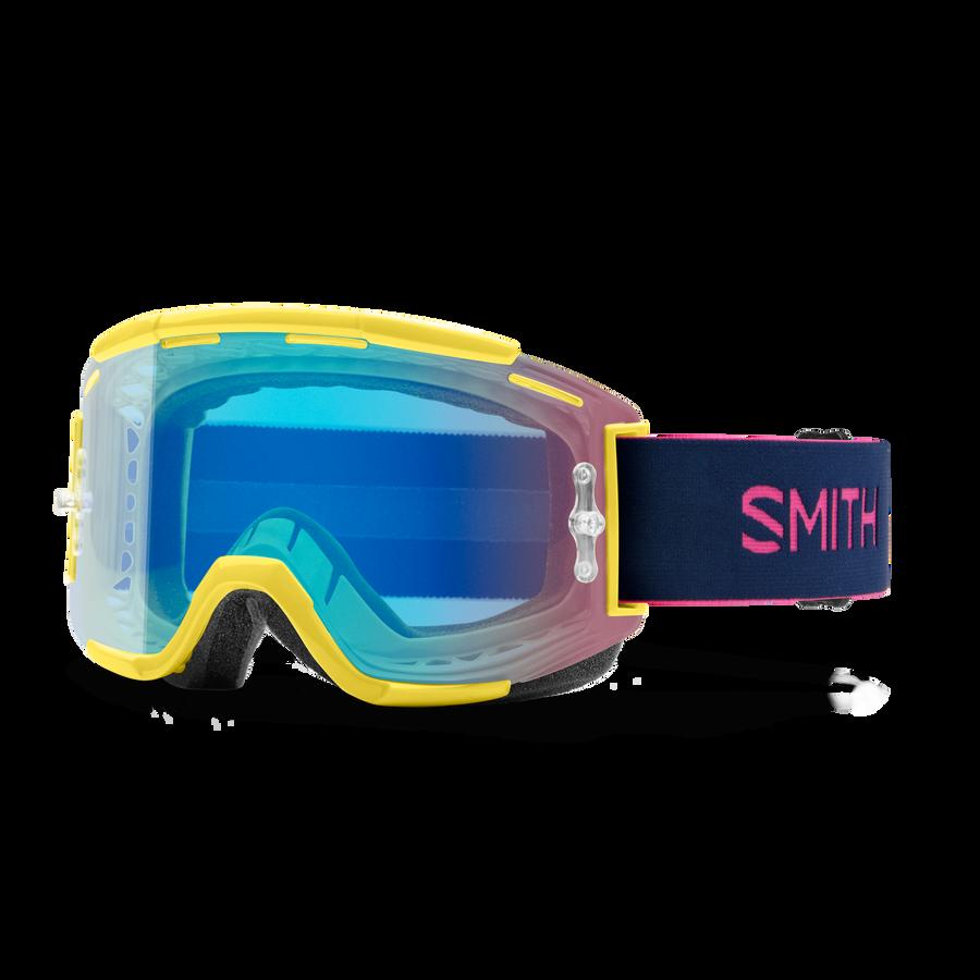 Squad MTB Citron - Indigo ChromaPop Contrast Rose Flash
