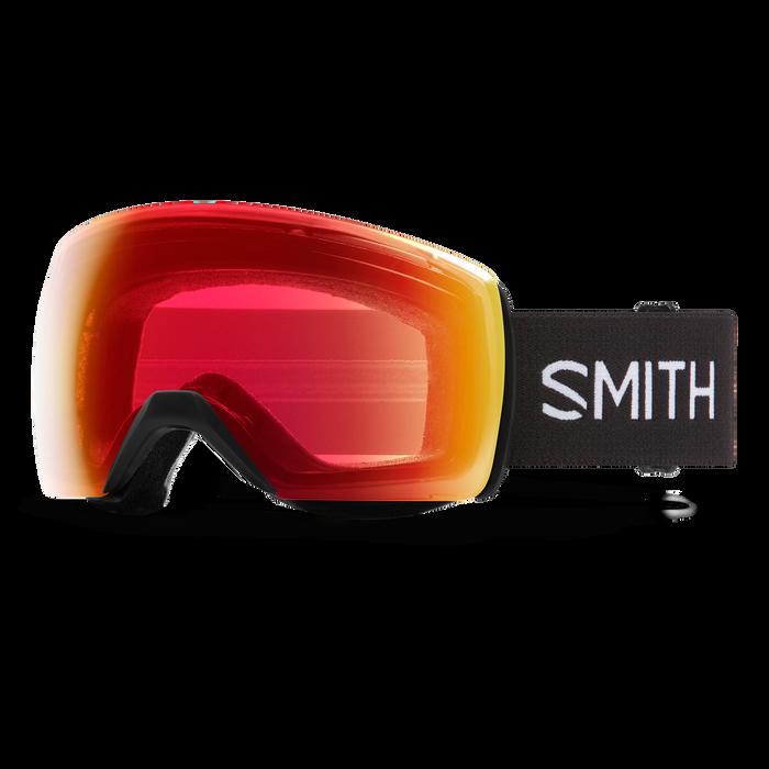 Skyline XL Black ChromaPop Photochromic Red Mirror