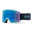 Squad XL MTB Iceberg - Indigo ChromaPop Contrast Rose Anti-Fog