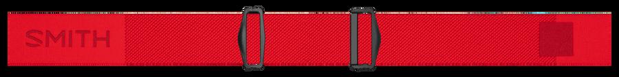 I/O MAG XL Asia Fit, Lava, strap