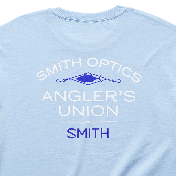 Angler's Union Long Sleeve, Light Blue, hi-res