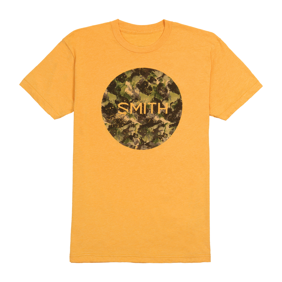 Haze Men's Tee large Gold Heather