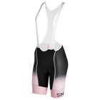Women's Cycling Bib large Dusty Pink