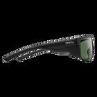 Freespool MAG Matte Black ChromaPop Polarized Gray Green