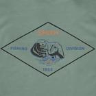 Fishing Division Tee, Sage, hi-res