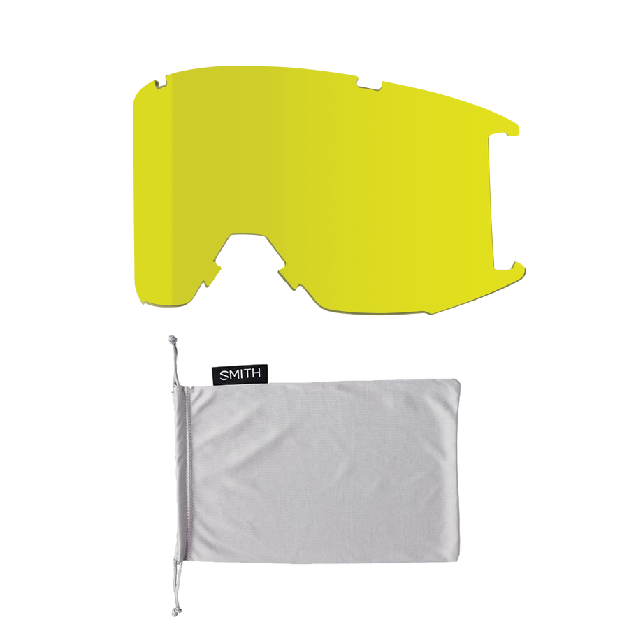 Squad Asia Fit Spruce - Safari ChromaPop Sun Black Gold Mirror