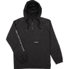 Anorak Windbreaker black primary image
