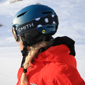 Casques de ski et snowboard