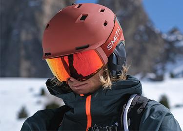 Casque de ski et snowboard